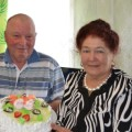 Губайдуллины Риф и Минзиля-50 лет совместной жизни