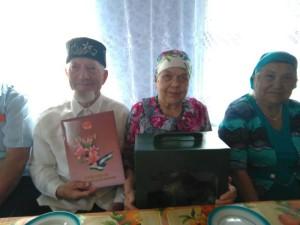 Семья Садриевых – 60 лет совестной жизни